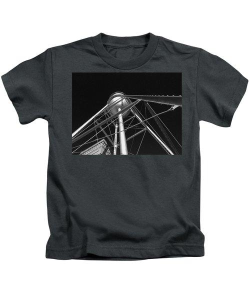 Water Tower Kids T-Shirt