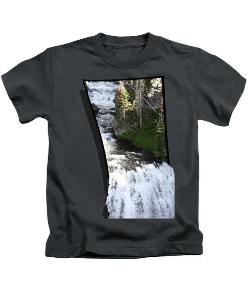 Waterfall Kids T-Shirt