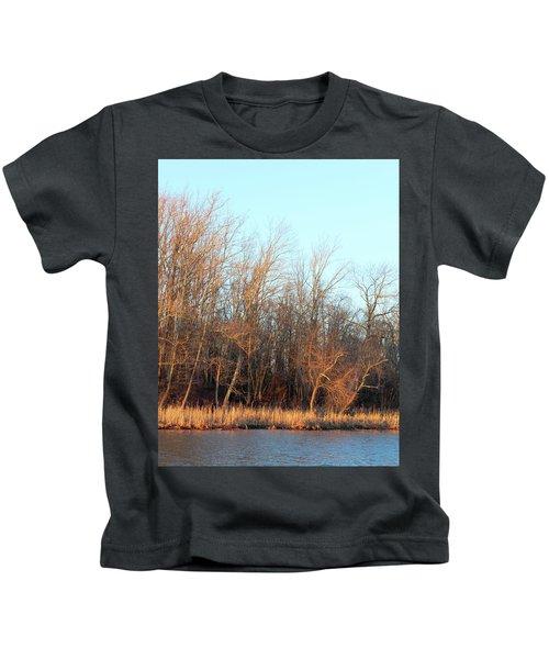 Waters Edge 2 Kids T-Shirt