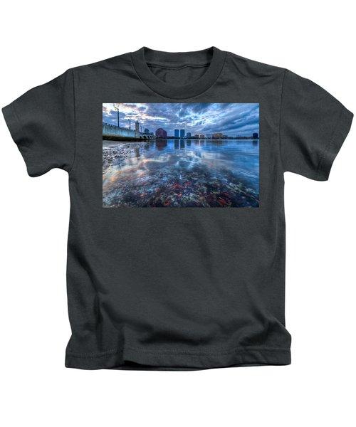 Watery Treasure Kids T-Shirt