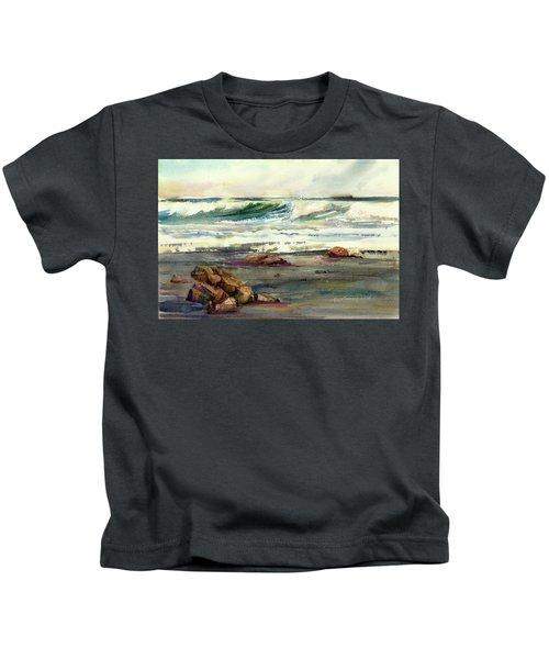 Wave Action Kids T-Shirt