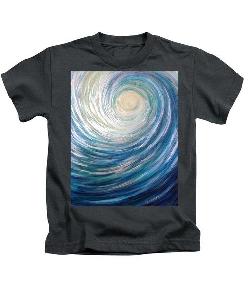 Wave Of Light Kids T-Shirt