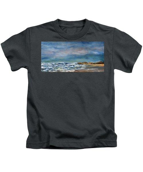 Wave Upon Wave Kids T-Shirt