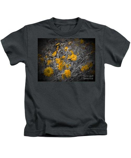 We Fade To Grey Three Kids T-Shirt