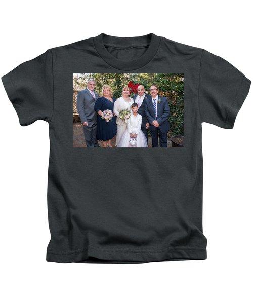 Wedding 1-5 Kids T-Shirt