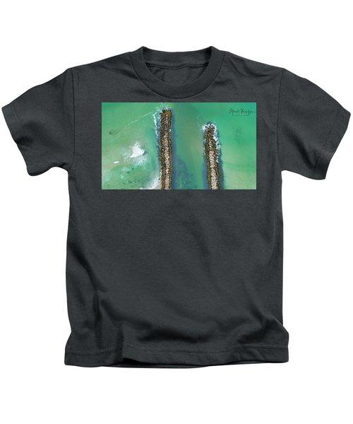 Weekapaug Breachway Kids T-Shirt