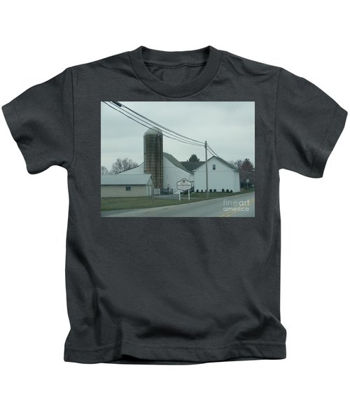 Welcome To Intercourse, Pa Kids T-Shirt