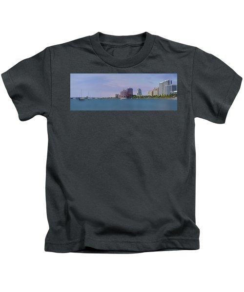 West Palm Beach - Spring Kids T-Shirt