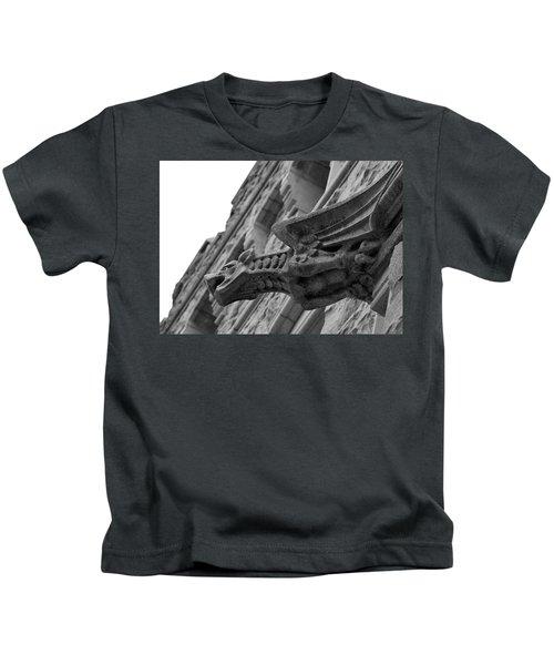 West Point Gargoyle Kids T-Shirt