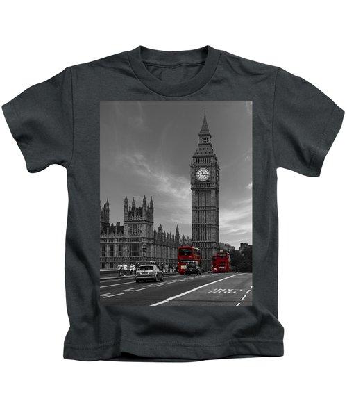 Westminster Bridge Kids T-Shirt