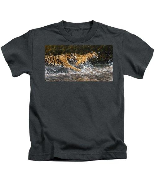 Wet And Wild Kids T-Shirt
