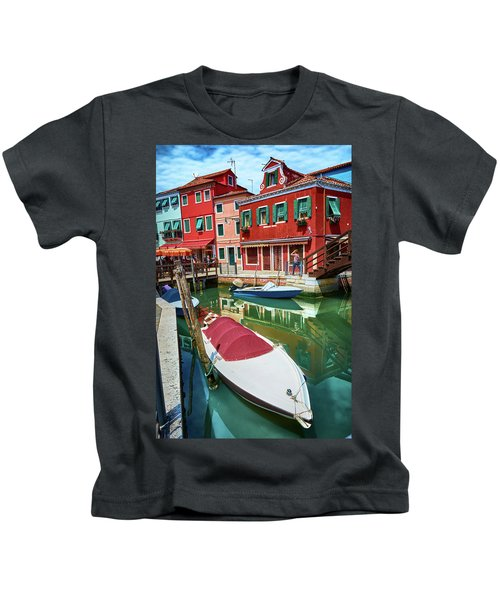 Where Did You Park The Boat? Kids T-Shirt