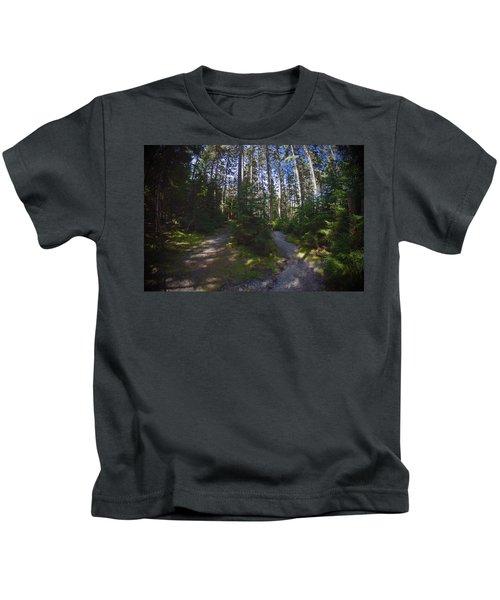 Which Path? Kids T-Shirt