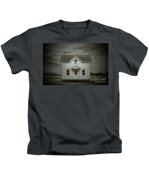 White Clapboard Kids T-Shirt