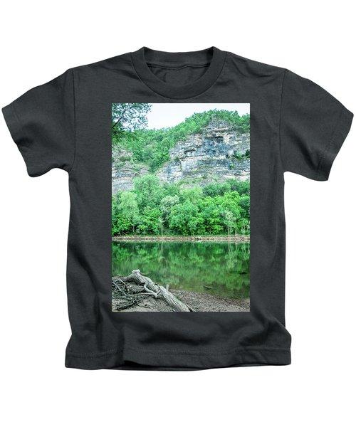 White River, Arkansas 4 Kids T-Shirt