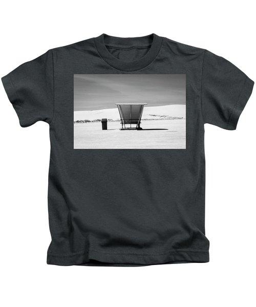 White Sands National Monument #10 Kids T-Shirt