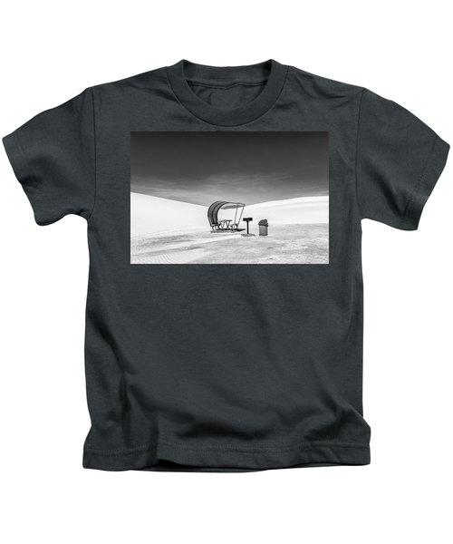 White Sands National Monument #8 Kids T-Shirt