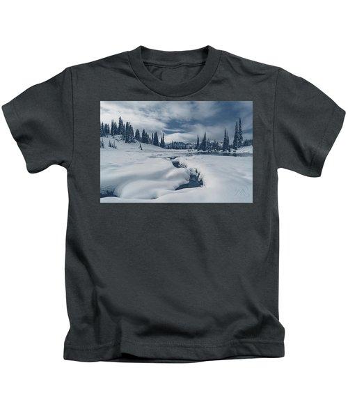 Whiteout Kids T-Shirt