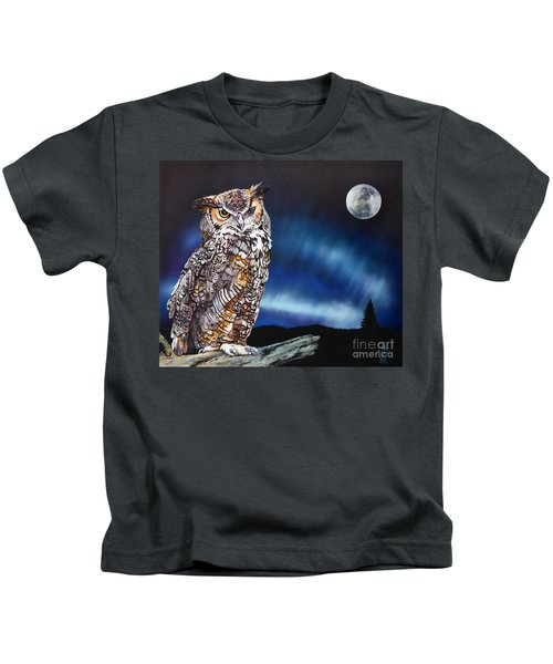 Who Doesn't Love The Night Kids T-Shirt