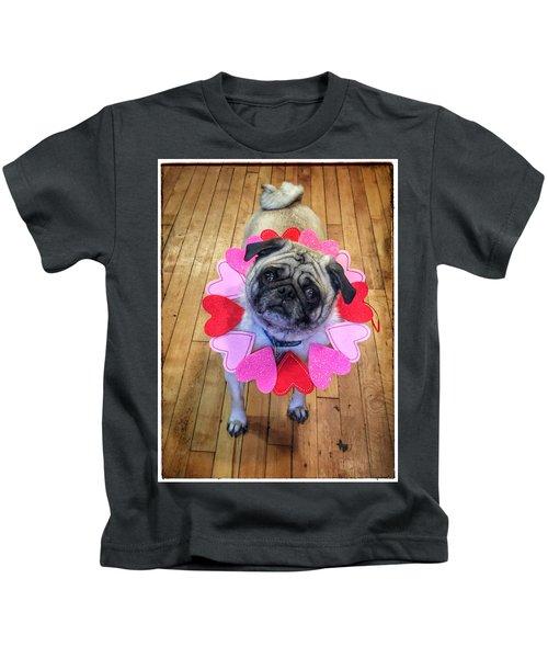 Who Loves Ya Baby Kids T-Shirt