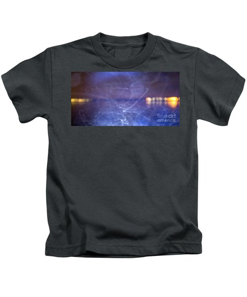 Whoosh Of Mosquitoes In The Night Kids T-Shirt