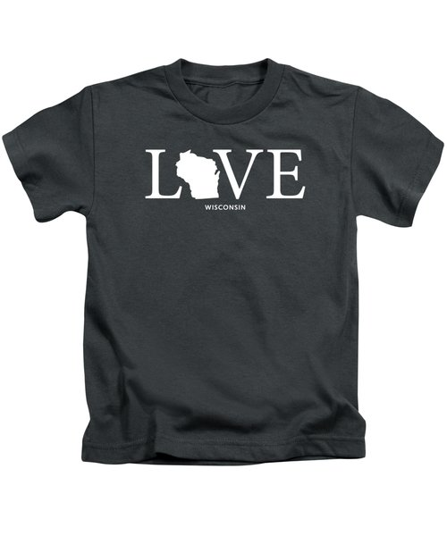 Wi Love Kids T-Shirt by Nancy Ingersoll
