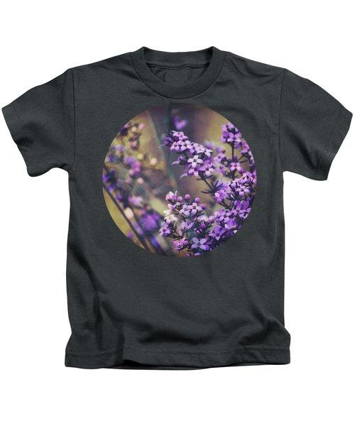 Wild Boronia Kids T-Shirt