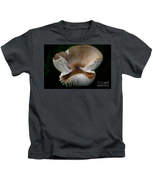 Wild Mushroom-1 Kids T-Shirt