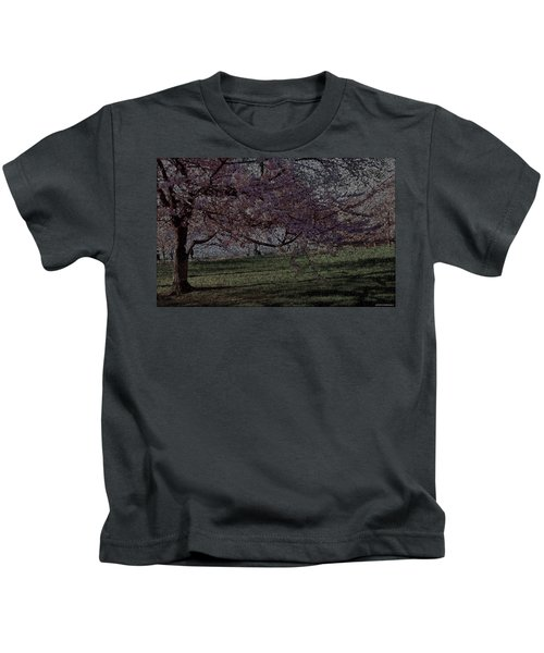 Wildflowers Party Kids T-Shirt