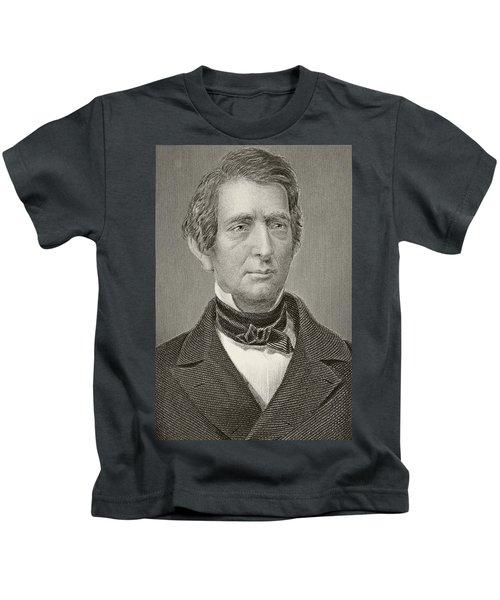 William Henry Seward 1801-1872 Kids T-Shirt