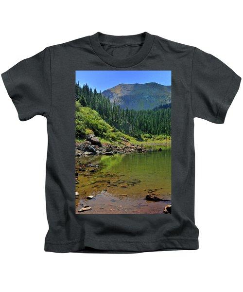 Williams Lake Kids T-Shirt