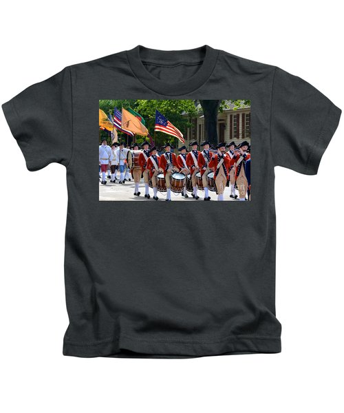 Williamsburg Kids T-Shirt