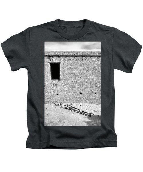 Window And Ladder, Shey, 2005 Kids T-Shirt