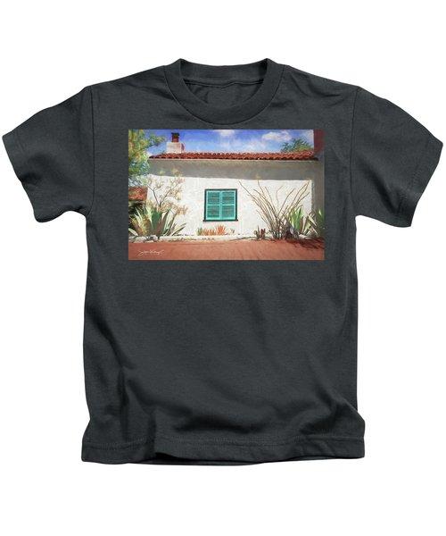 Window In Oracle Kids T-Shirt