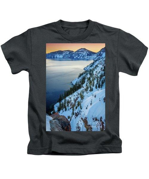 Winter Caldera Kids T-Shirt