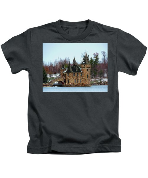 Winter Calm Kids T-Shirt