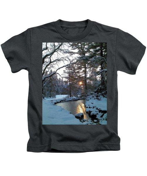Winter Creek Kids T-Shirt
