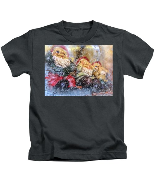 Winter Fun Kids T-Shirt