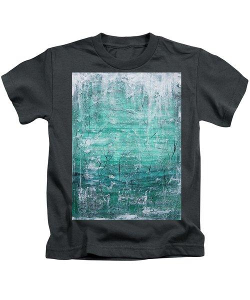 Winter Landscape Kids T-Shirt