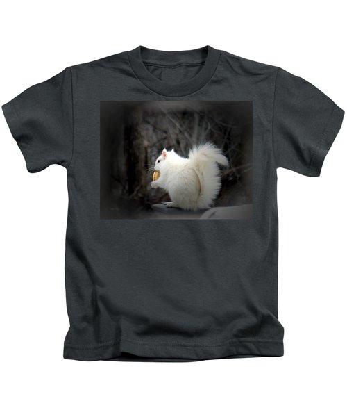 Winter Nibbles Kids T-Shirt