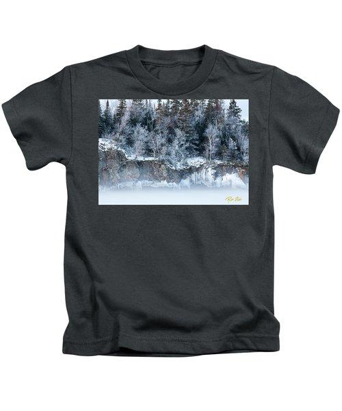 Winter Shore Kids T-Shirt