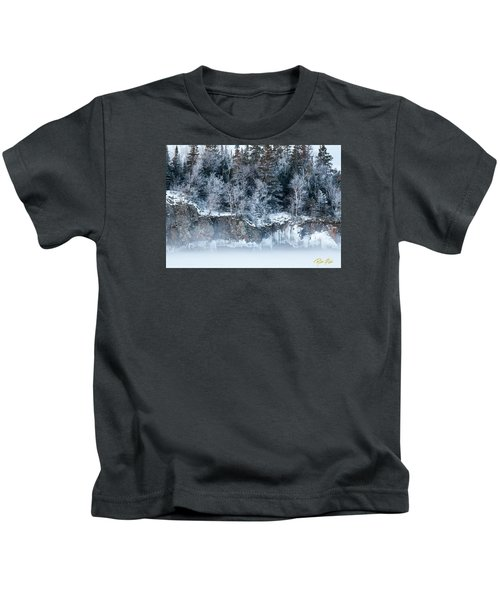 Winter Shore Kids T-Shirt