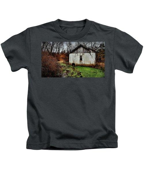 Winter Stream Kids T-Shirt