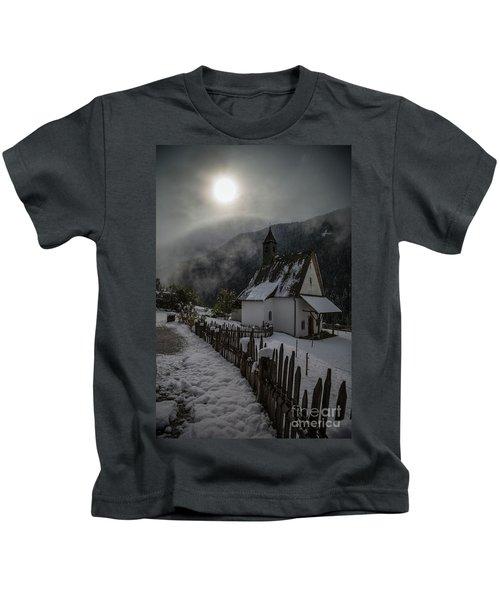 Winter Sun Kids T-Shirt