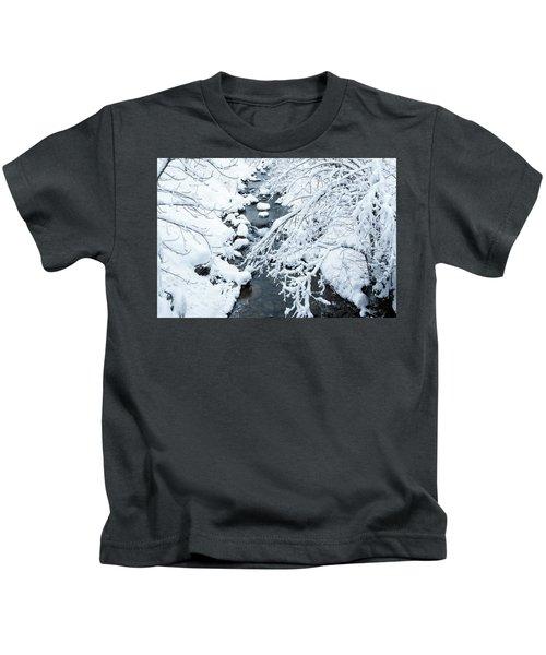Winters Creek- Kids T-Shirt
