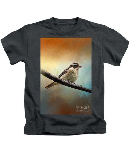 Wisconsin Songbird Kids T-Shirt