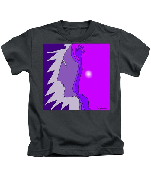 Wise Friend Kids T-Shirt