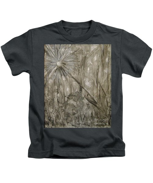 Wish From The Forrest Floor Kids T-Shirt