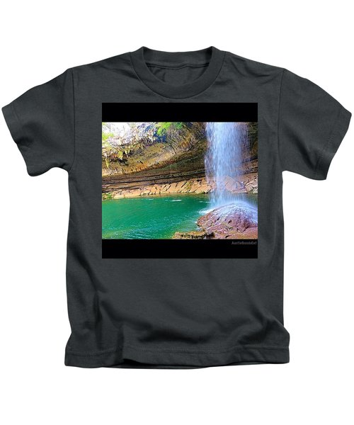 Wishing You A #beautiful #zen Like Day! Kids T-Shirt