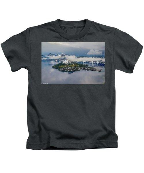 Wizard Island Kids T-Shirt